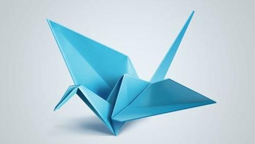 Оригами птицы детям