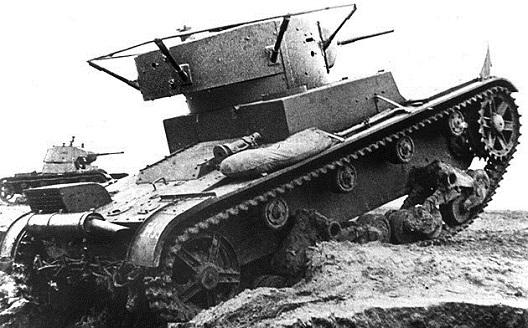Танк Т-26 Образца 1933 Года Фото - фото 3
